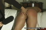 Her First Caning