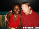 Ebony Girl Living Out Her Porn Fantasy