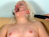 Gagged Electro Pain