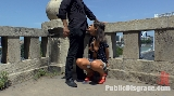 Budapest Babe Gets Bound and Brutalized