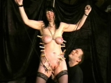 Clothespins result in total submission