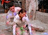 Erotic and Perverse Mud Fight Turns Hardcore