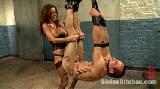 Pure Cruel sex and evil in this intense dungeon scene