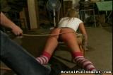 Slavegirl Cries in Pain