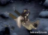 Kuu voyeuristically watches Shoma and Chisato having sex