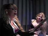 Danielle Fox and Vicki Richter push the limit of transsexual sex