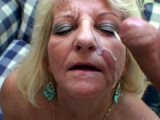 Old wet granny pussy gets nailed