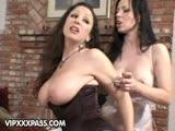 Kinky Mistress plays with her Slave