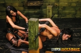 Lesbian Domination and Squirting