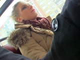 Meeting A Sexy Blonde On The Bus